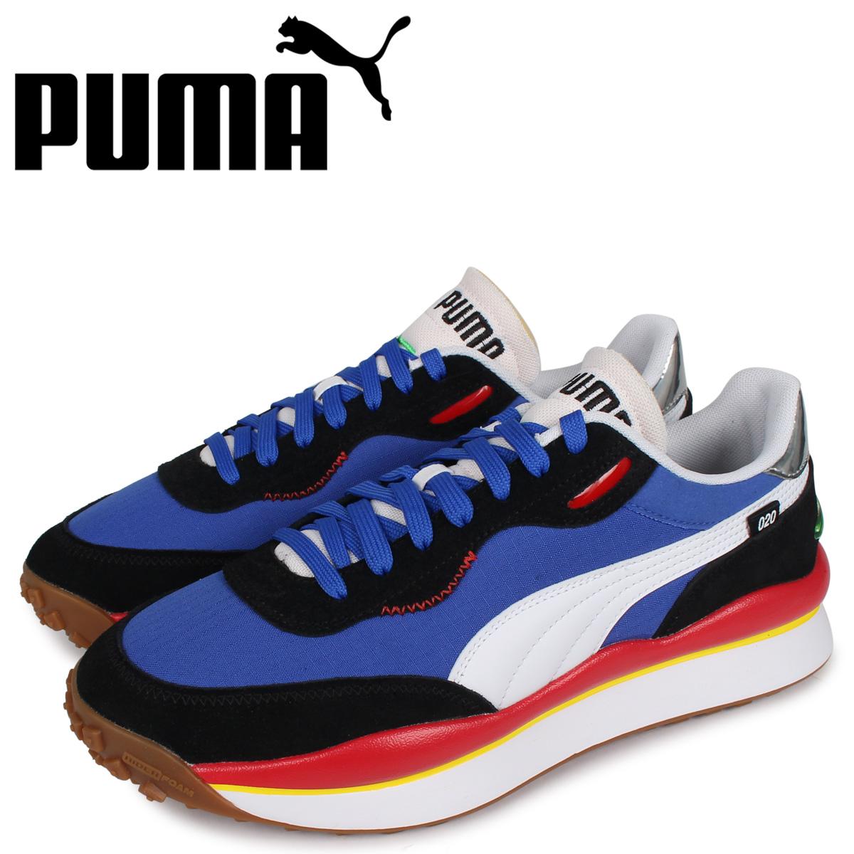 PUMA プーマ スタイル ライダー スニーカー メンズ STYLE RIDER ホワイト 白 37115001