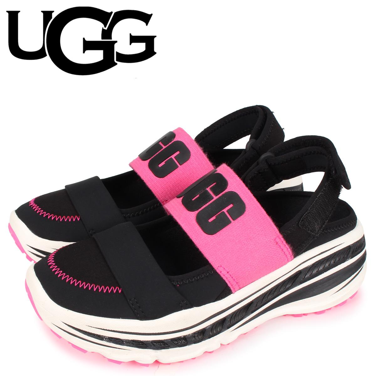 アグ UGG スニーカー スリングバック ランナー レディース SLINGBACK RUNNER ブラック 黒 1097452