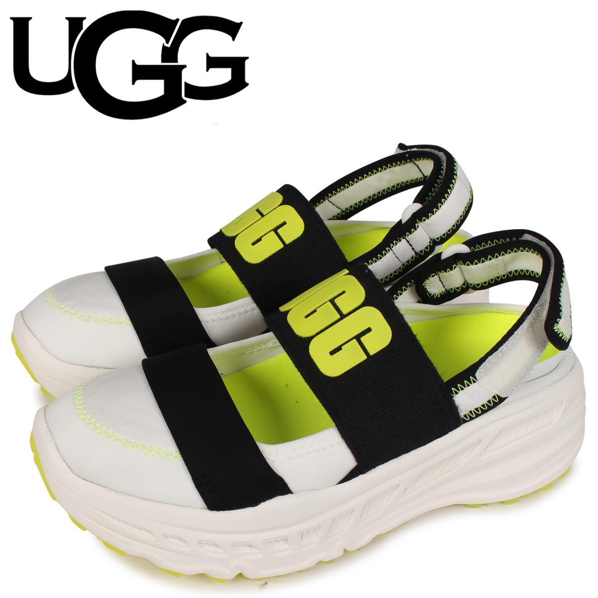 アグ UGG スニーカー スリングバック ランナー レディース SLINGBACK RUNNER ホワイト 白 1097452 [3/19 新入荷]