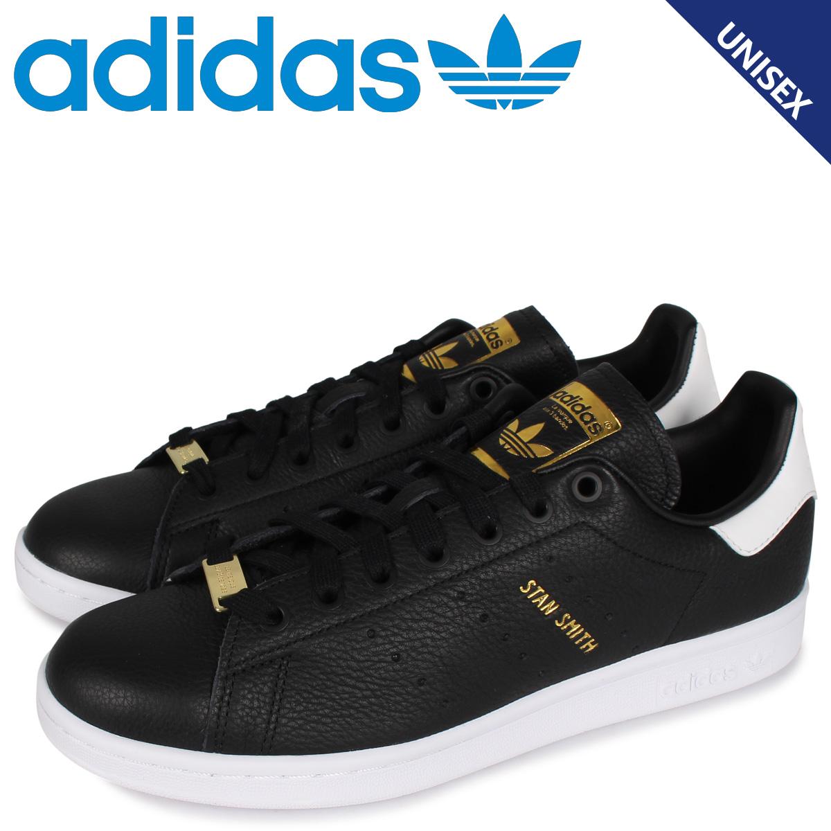 adidas Originals アディダス オリジナルス スタンスミス スニーカー メンズ レディース STAN SMITH ブラック 黒 EH1476