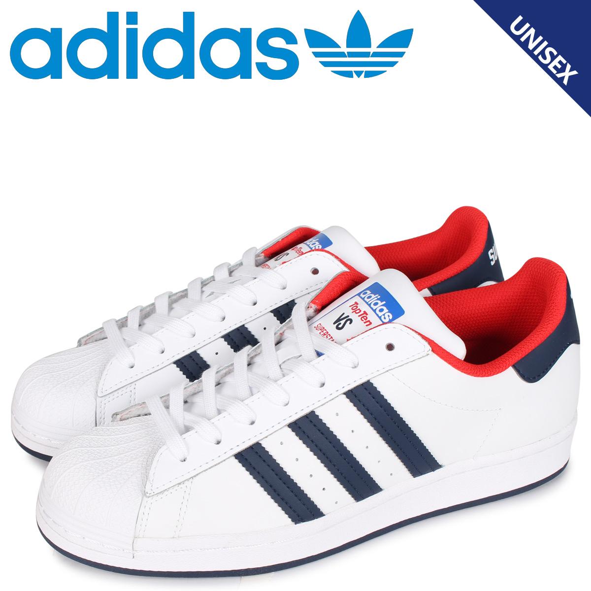 adidas Originals アディダス オリジナルス スーパースター スニーカー メンズ レディース SUPER STAR W ホワイト 白 FV8270 [4/1 新入荷]
