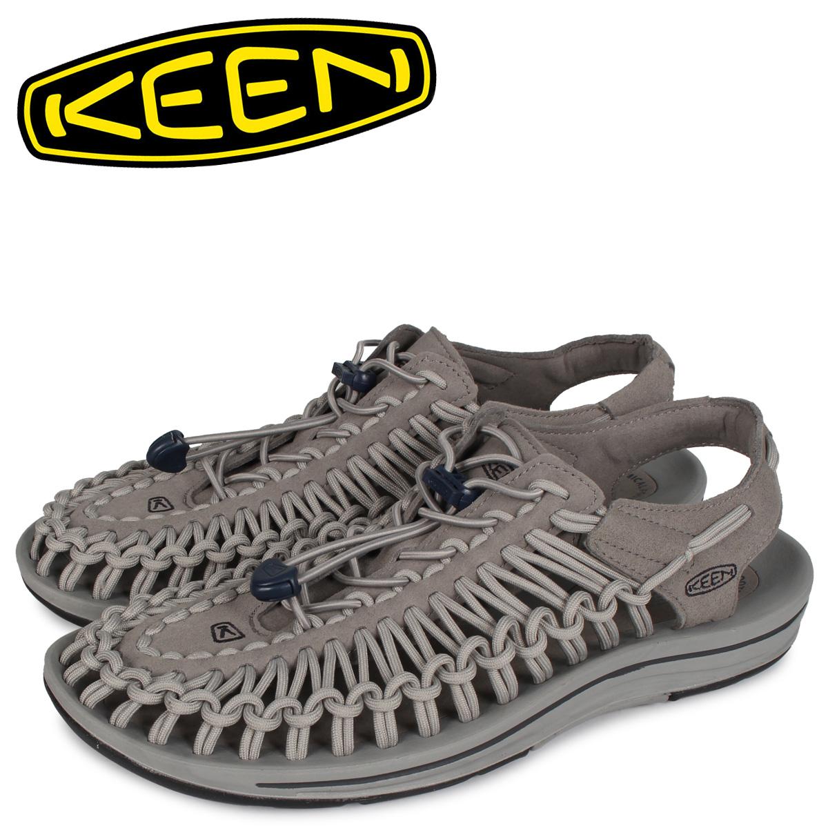 KEEN キーン ユニーク サンダル スポーツサンダル メンズ UNEEK グレー 1023043 [予約 5月中旬 新入荷予定]