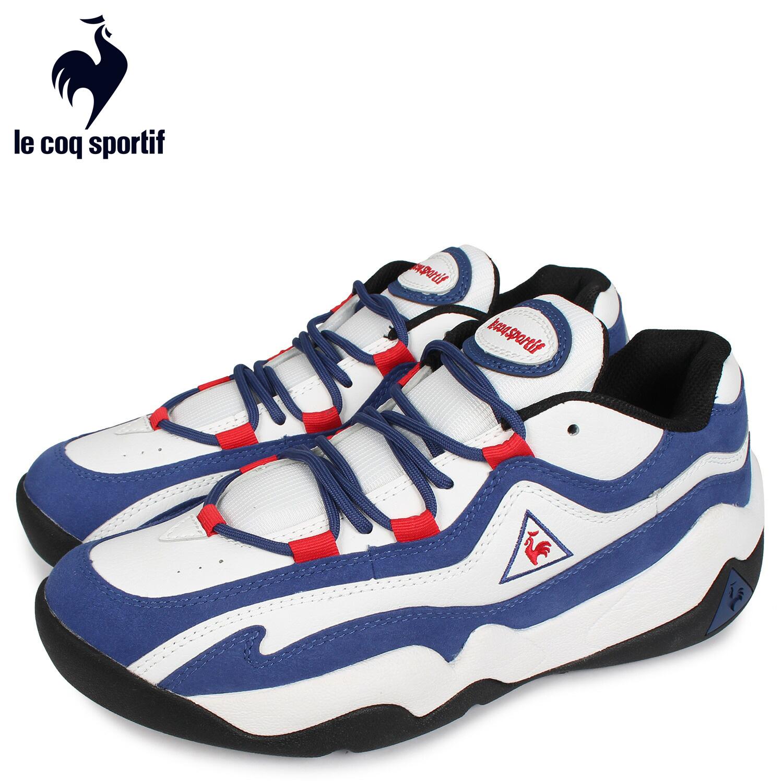 le coq sportif ルコック スポルティフ スニーカー メンズ LCS TR 2 ホワイト 白 QL2PJC25NW [4/1 新入荷]