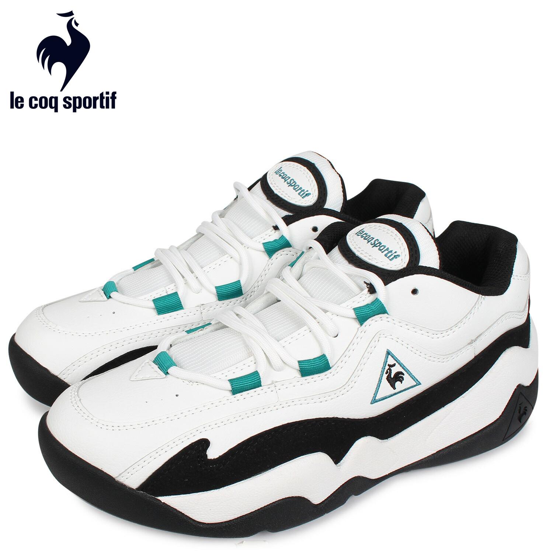 le coq sportif ルコック スポルティフ スニーカー メンズ LCS TR 2 ホワイト 白 QL2PJC25WE [4/1 新入荷]