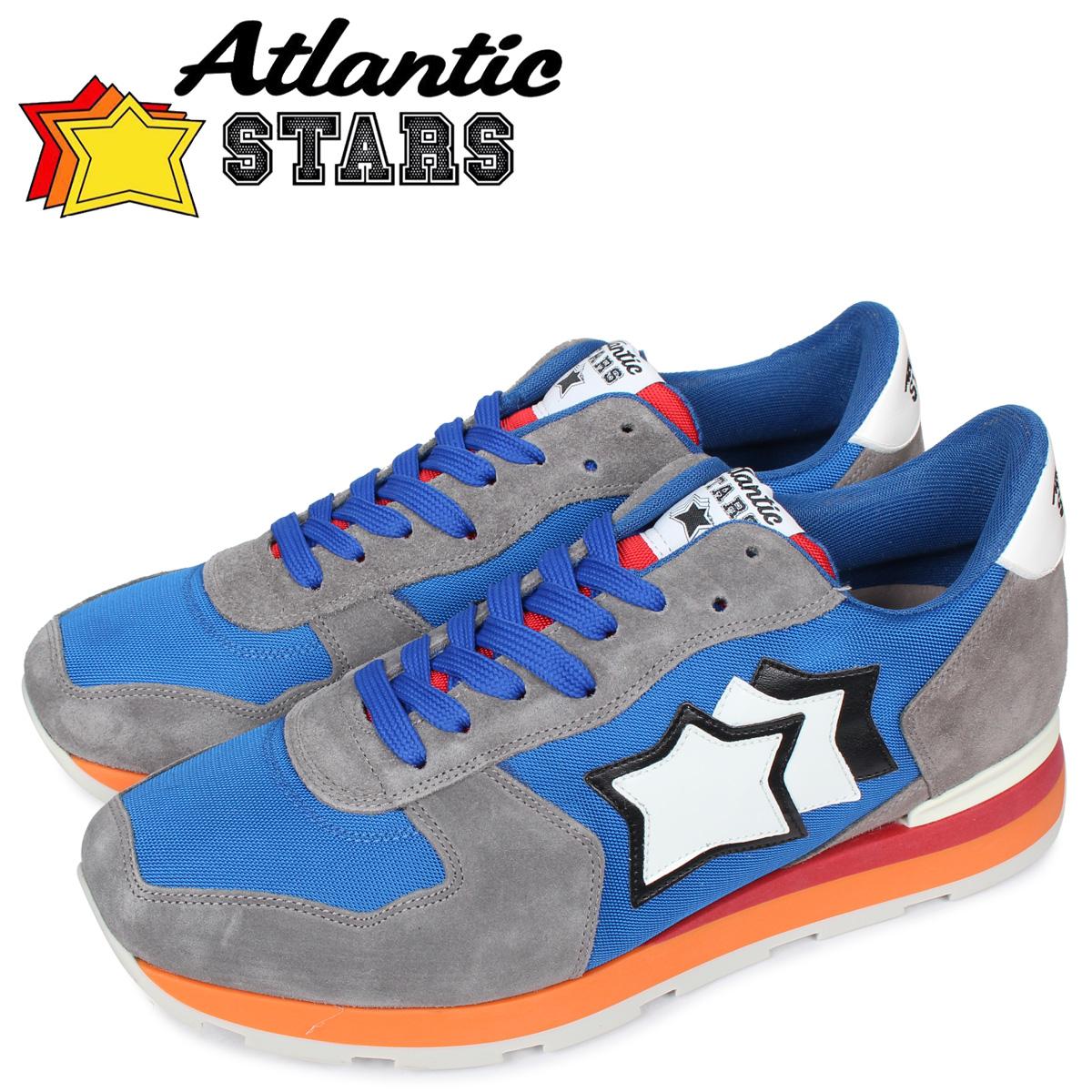 Atlantic STARS アトランティックスターズ アンタレス スニーカー メンズ ANTARES ブルー ANR-85B [5/11 新入荷]