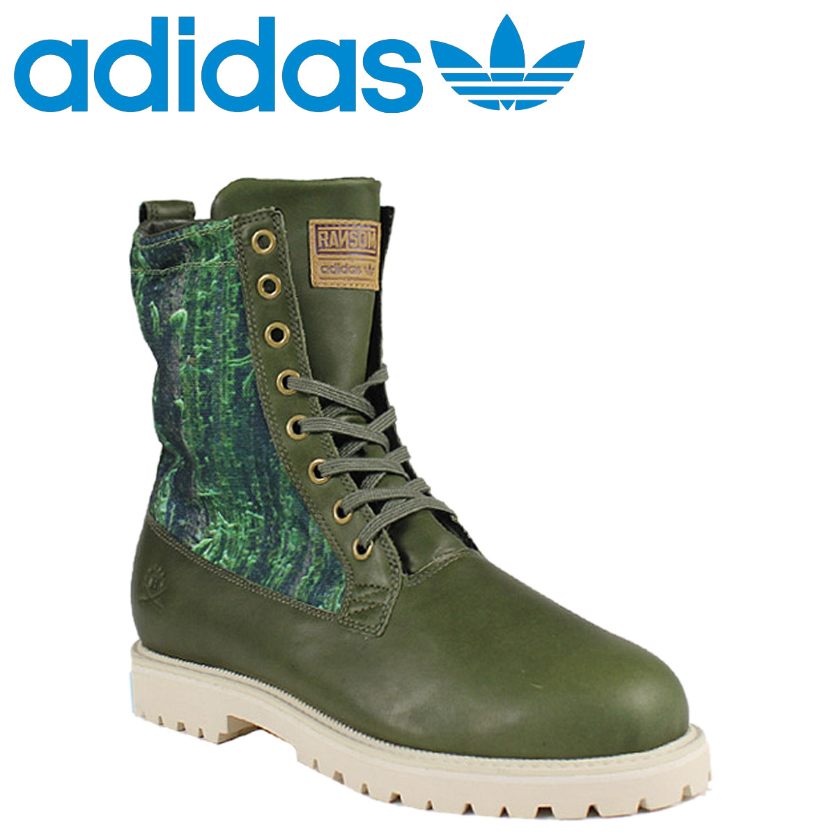 adidas Originals アディダス オリジナルス ブーツ RANSOM MESA GTX 海外限定 G50939 メンズ 靴 グリーン