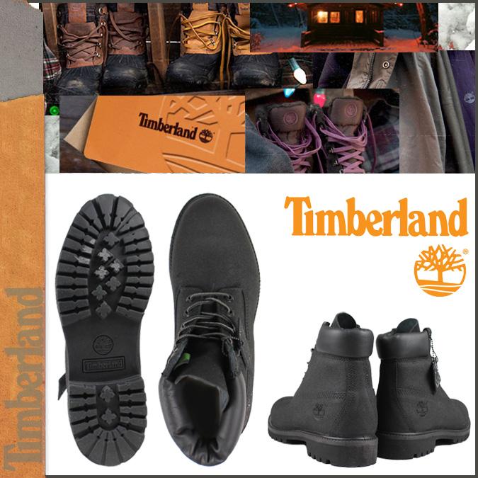 Timberland Menns 6-tommers Grunnleggende Skrapesikre Støvler Svart 34553 V00oAtaym