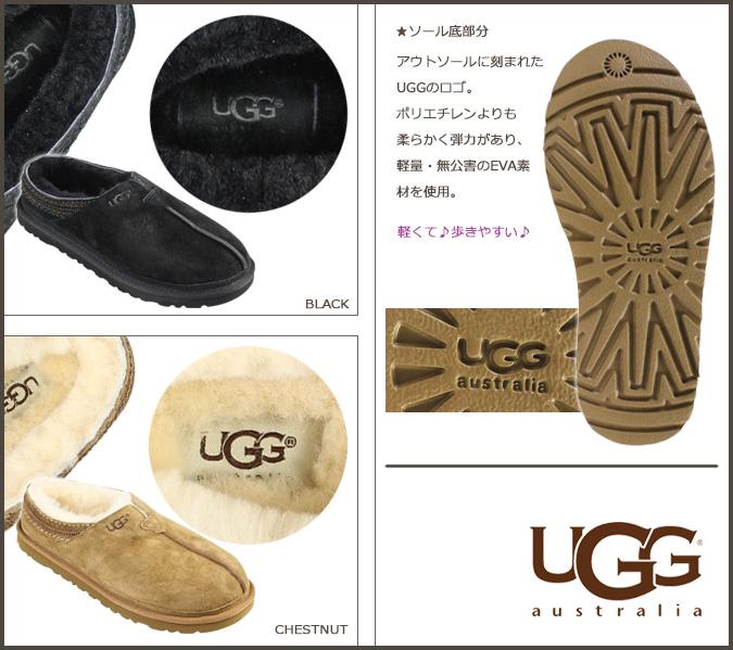 90017ef60d4 アグ UGG men Newman mouton slip-on shoes MENS NEUMAN 3234 sheepskin