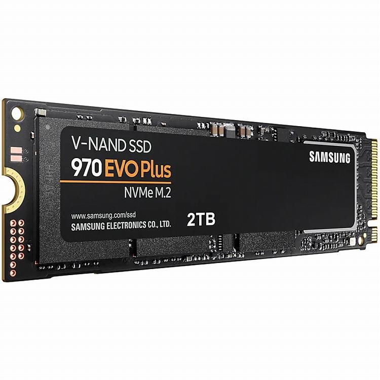 【送料無料】 サムスン SAMSUNG SSD 970 EVO PLUS 2TB MZ-V7S2T0M.2 V-NAND