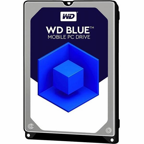 【送料無料】Western Digital WD BLUE HDD 2TB WD20SPZX ウエスタンデジタル ハードドライブ