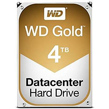 【送料無料】Western Digital WD GOLD HDD 4TB WD4002FYYZ ウエスタンデジタル ハードドライブ