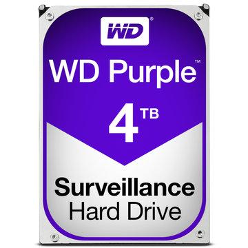 【送料無料】Western Digital WD PURPLE HDD 4TB WD40PURX ウエスタンデジタル ハードドライブ