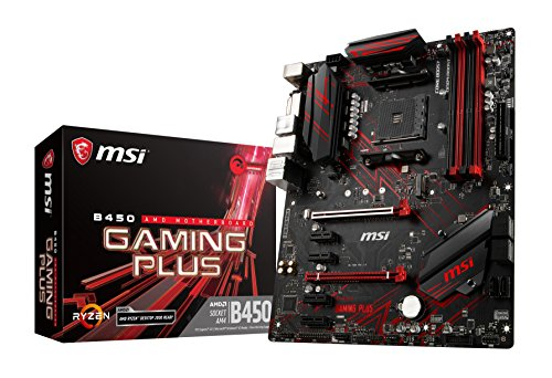 【送料無料】MSI B450 GAMING PLUS MB4527 マザーボード