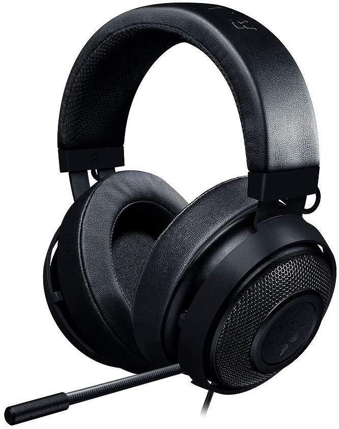 【送料無料】 Razer ステレオ ゲーミングヘッドセット RZ04-02830100-R3M1レイザー Razer Kraken Black