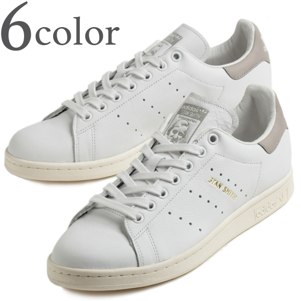 sports shoes 332e2 ac344 adidas Adidas STAN SMITH Stan Smith Lady's sneakers S75074 green AQ4651  navy S75075 gray