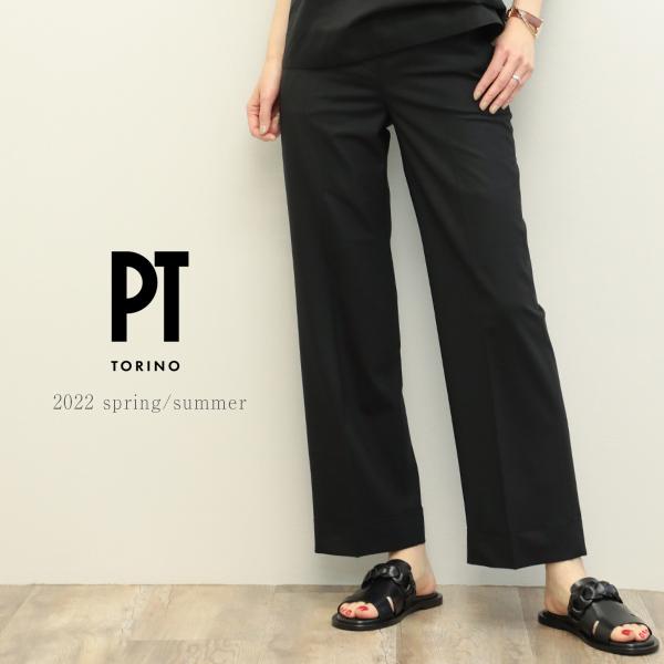 【国内正規品】PT05 ピーティーゼロチンクエ メンズ デニム REGGAE TAPERED FIT ブラック
