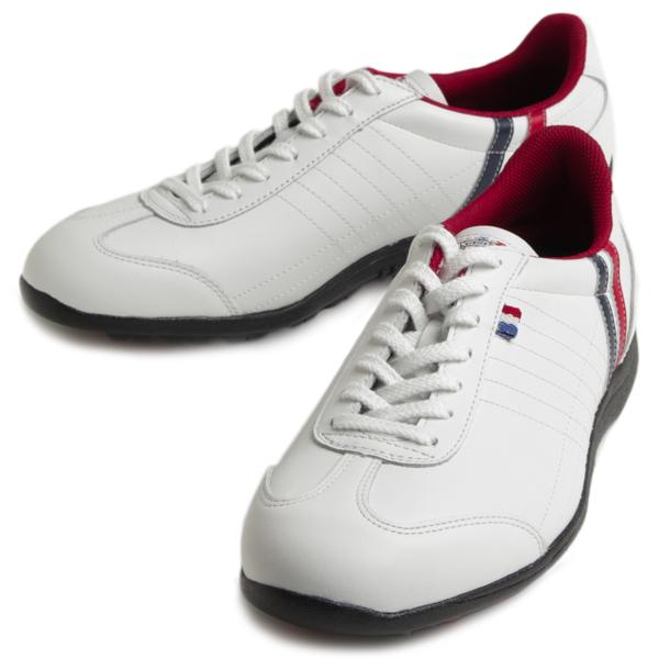 パトリック ゴルフ メンズ ゴルフシューズ スニーカー G2200 パミール ホワイト