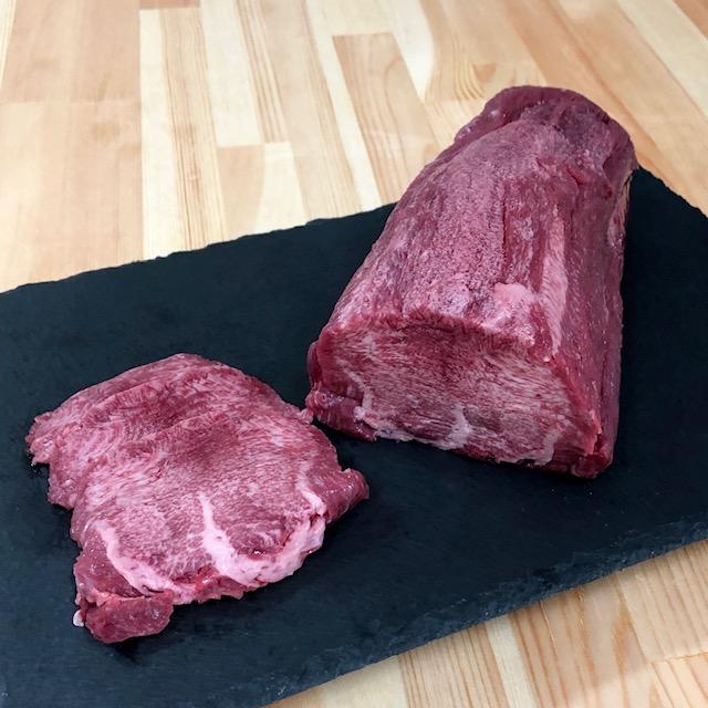 お好きな厚さでカットして 焼き肉や 煮込み料理にどうぞ お気に入 1本分約900g以上 再入荷/予約販売! アメリカ産 牛タンムキタン