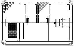 《メーカー直送品 代引き不可》送料無料※北海道 沖縄 離島は送料別途 オープニング 大放出セール 数量限定 ホーコス GFRA-N20JP《鋼板製蓋付》 鋼板製防錆塗装蓋付シンダー埋込型 グリストラップ 日本阻集器工業会認定品 パイプ流入式直置式マンホール FRP製超浅型グリース阻集器
