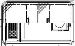 《メーカー直送品 代引き不可》送料無料※北海道 沖縄 ブランド激安セール会場 離島は送料別途 ホーコス GFRA-N40JP《鋼板製蓋付》 GFRA-N40JP パイプ流入式直置式マンホール 日本阻集器工業会認定品 グリストラップ 超激安 鋼板製防錆塗装蓋付シンダー埋込型 FRP製超浅型グリース阻集器