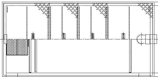 直輸入品激安 《メーカー直送品 代引き不可》送料無料※北海道 沖縄 離島は送料別途 ホーコス パイプ流入式シンダー埋込型鋼板製防錆塗装蓋付直置き式マンホール 公式ショップ グリストラップ GSU-60JPU《鋼板製蓋付》ステンレス製 超浅型グリース阻集器
