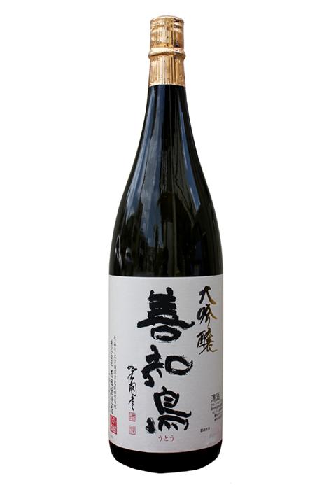 善知鳥【うとう】大吟醸 1.8L 要冷蔵酒