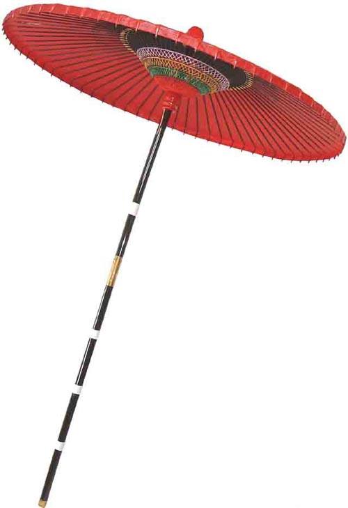 特撰 野点傘 3尺5寸(上)【送料無料(沖縄、北海道、離島除く)】