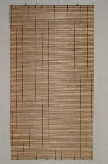 【送料無料】高級日除けすだれ中(蒲)1枚 約幅95.5×高112cm<木部用取付金具付>