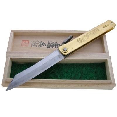 復刻版 肥後の守ナイフ 【送料無料】ナイフ 永尾製作所