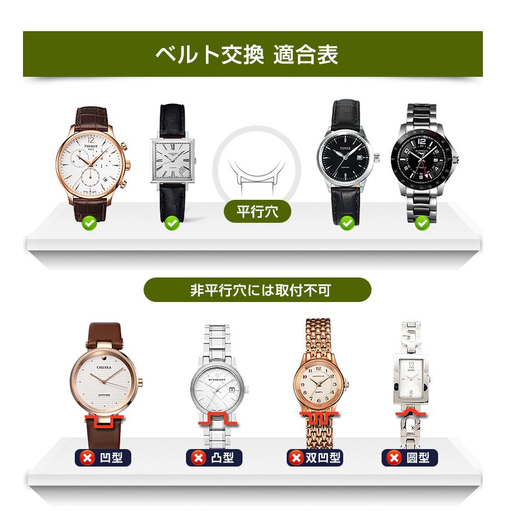 [] 時計ベルト NATOタイプ 20mm ナイロン ストラップ 時計 腕時計 ベルト 時計バンド NATOベルト NATOバンド 替えベルト