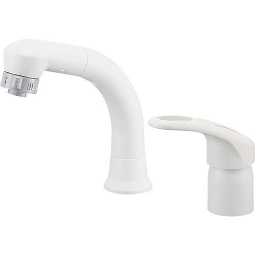 SANEI 洗髪用シングルスプレー混合水栓 K37610EJV-13