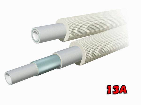 タブチ 三層管 ドライフレックス 13A UPC13-HONT10 20m