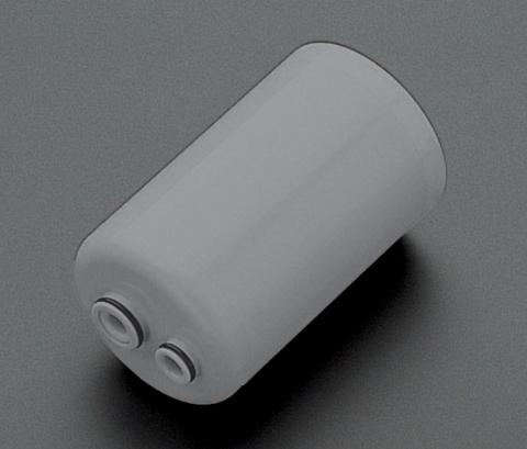 TOTO 浄水器部品、アルカリ7専用!交換用中空糸膜カートリッジ(TH637-1、1個入り)