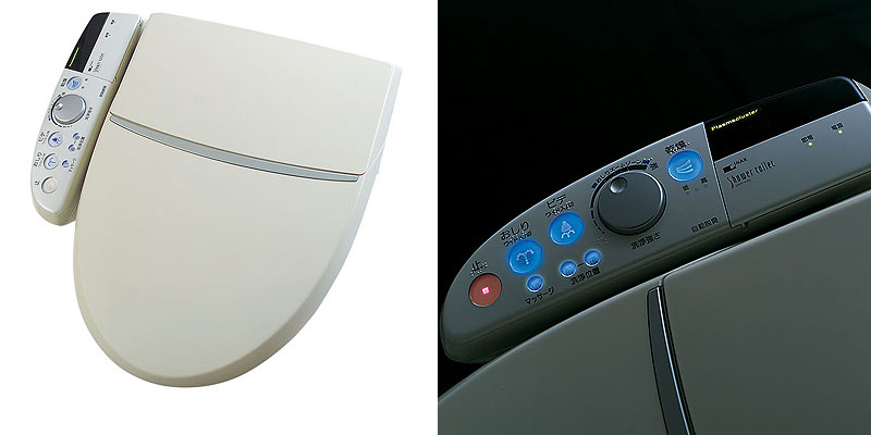 LIXIL、INAX 便座、シャワートイレ Kシリーズエクストラ(CW-K47、除菌イオン付き)