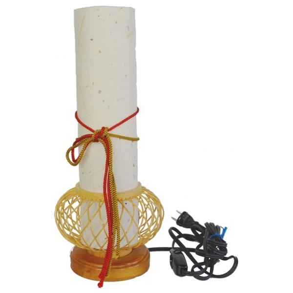 雪洞 灯り 単品 部品売り 32cm 五茶 あかりシリーズ筒型大 871241