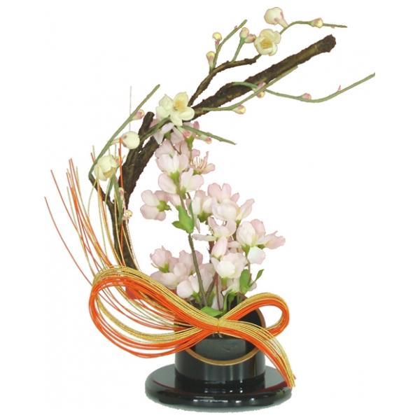 ひな人形 ひな道具 単品 部品 売り 花 桜橘 しずかEH単花34-02 さくら白 301939