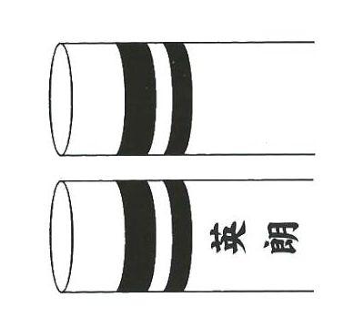 鯉のぼり 東旭鯉 家紋名前入れ 2m以下 パターン4 黒 名前 1ヶ 片面のみ 139563906