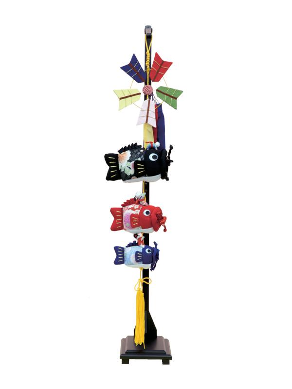 室内鯉飾り 飾り台つき すこやか 小 132380142
