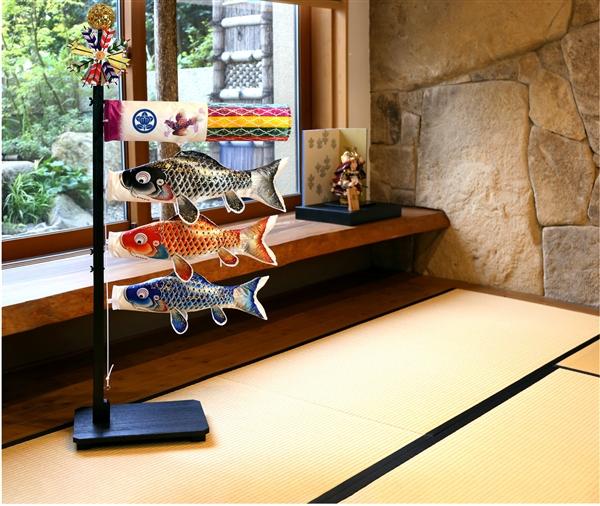 室内飾り鯉のぼり 吉兆 146929046