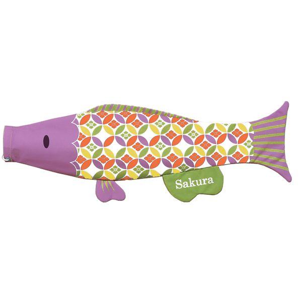 室内 屋内 鯉のぼり こいのぼり 室内鯉 プーカ 室内鯉のぼり PUCA 146929057 ポジティブで明るい えらべるたのしさ ピンク S デポー 新登場 ナナちゃん 600803