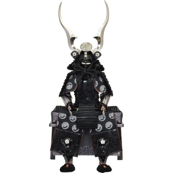 鎧単体 10号 天頂 黒 273076