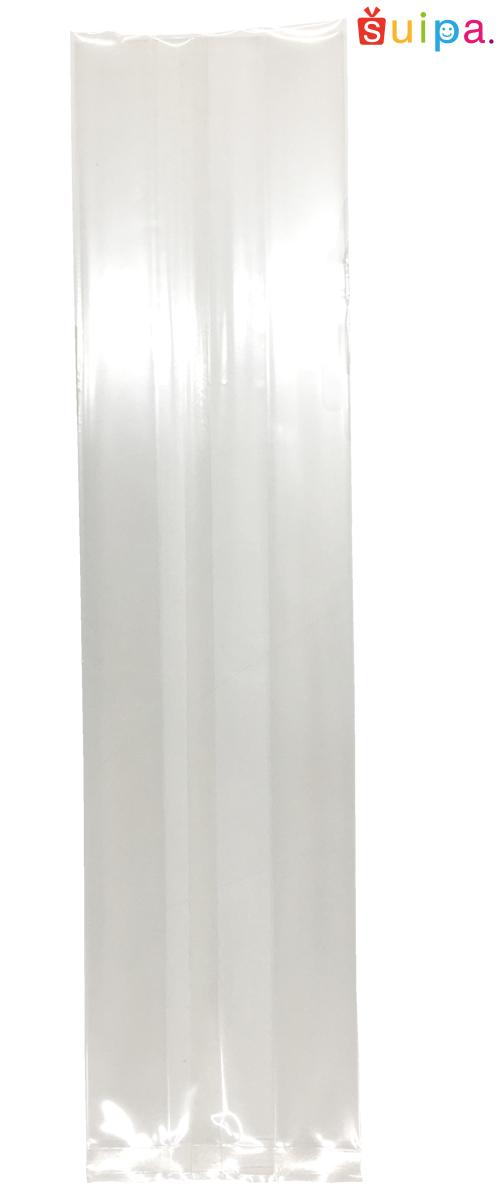 【焼き菓子袋】バリアNY GZ袋 カステラ1斤用 95×60×400mm 50枚【包装 ラッピング 袋】【カステラ シュトーレン 竿物菓子】