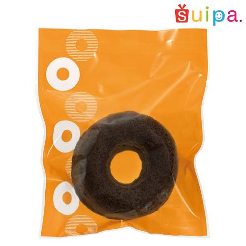 【送料無料】【日本製】バリアNY 二方袋 ドーナツ 130×160(ミリ)100枚 【包装 ラッピング 袋】【ケーキ cake クッキー cookie お菓子】