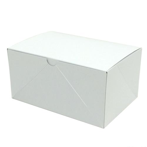 【日本製】ケーキ箱 洋生サービス箱(内寸180×120×90H) 500個【ケーキ プリン 箱 持ち運び ラッピング】