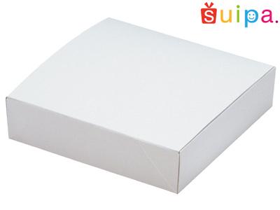 【日本製】チーズケーキ箱 浅口(内寸165×165×40H) 300個