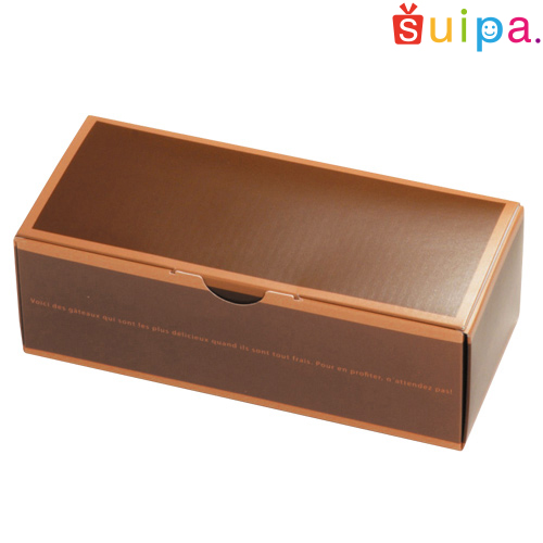 【送料無料】【焼き菓子やミニパウンドに!菓子箱】ギフトボックス ナチュールSS(内寸160×66×65H)200個