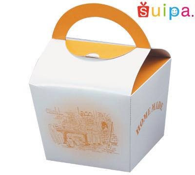【送料無料】【ボンブクーヘン】ハンドメイドボンブ型 外箱(内寸150×150×120H)250個【日本製】