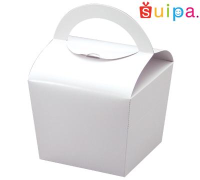 ■【送料無料】【ボンブクーヘン】ボンブクーヘン外箱 白無地(内寸150×150×120H) 250個【日本製】
