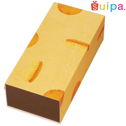 ■【送料無料】【ギフト箱】マドレーヌ箱 5個入用 100個
