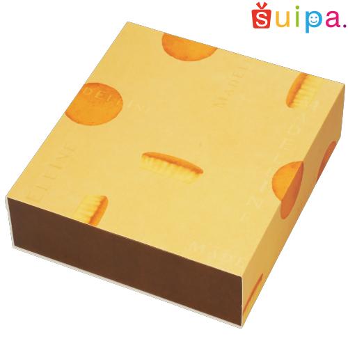 ■【送料無料】【ギフト箱】マドレーヌ箱 10個入用 100個
